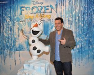 Frozen has broken multiple records